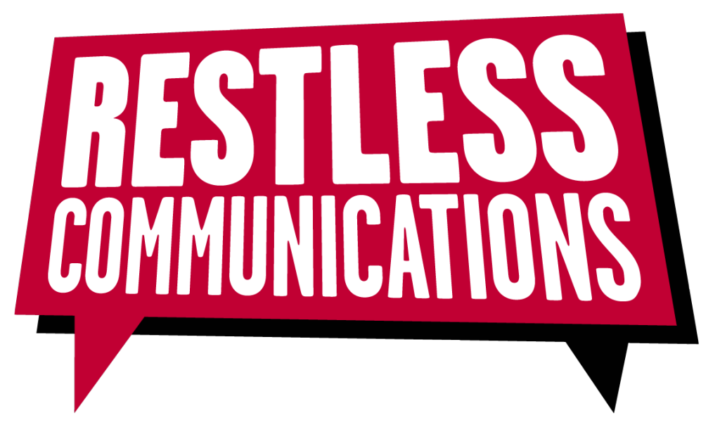 Restless Communications Logo